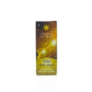 Spagyric Tulsi (Holy Basil) 5ml - Celestial Alchemy
