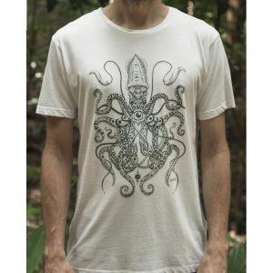 Squiddy - Organic Cotton Male T'Shirt
