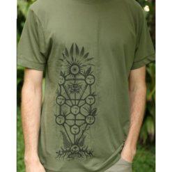 Tree of Life - Organic Cotton Male T'Shirt