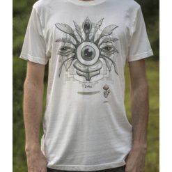 Eye See V1 - Organic Cotton Male T'Shirt