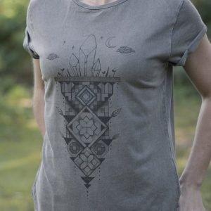 Island Catalyst - Organic Cotton Female T'Shirt
