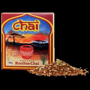 Organic Rooibos Chai 100g