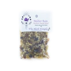 Melchior Incense Resin Blend 20g - The Herb Temple