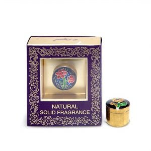 Song Of India Natural Solid Perfume CJ OPIUM