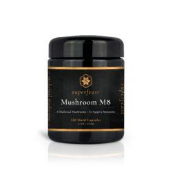 Superfeast Mushroom M8 Capsules