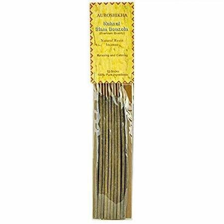 Auroshikha Natural Resin SIAM BENZION 10 Stick