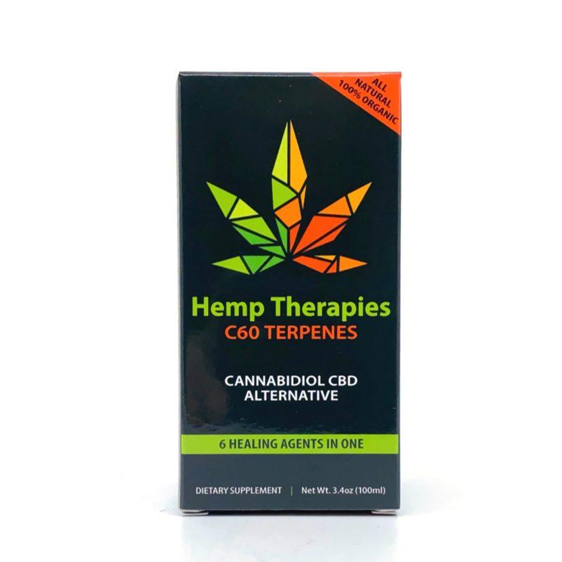 Hemp Therapies C60 Terpenes