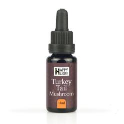 Turkey Tail Spagyric 15ml - Happy Herb Co