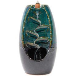 """Ceramic Backflow Cone Burner LARGE TOWER """"B"""""""