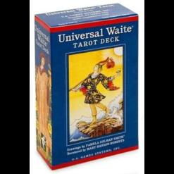 TC: Universal Rider Waite Tarot Deck (Hanson-Roberts)