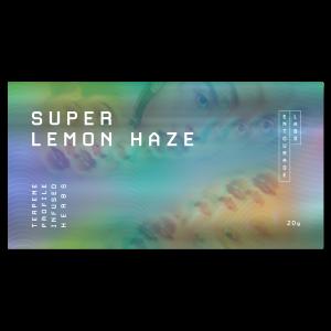 Terpene Herb Pouch - Super Lemon Haze 20g