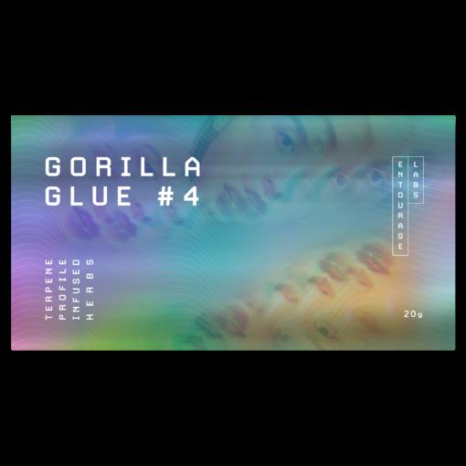Terpene Herb Pouch - Gorilla Glue 20g