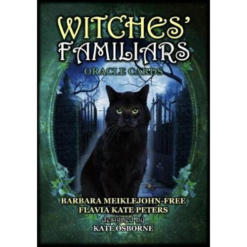 IC: Witches' Familiars Oracle Cards