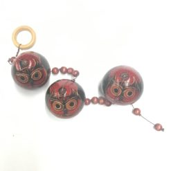 Owl Home Protection Red