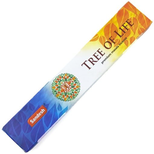 Sandesh Incense Sticks TREE OF LIFE 15g
