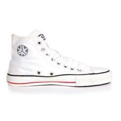 Etiko Sneakers Hitops White (white trim)