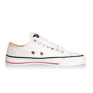 Etiko Sneakers Low Cut White (white trim)