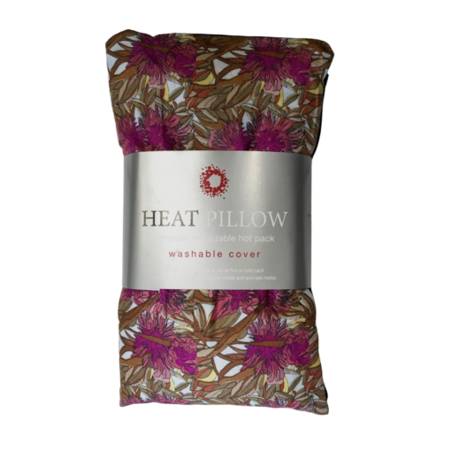 Heat/Chill Pillow - Flowering Gum Purple